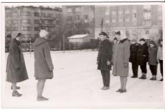 1961 Pierwsza zbiórka